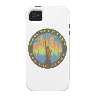 NYC Big Apple Beachy Case-Mate iPhone 4 Cover