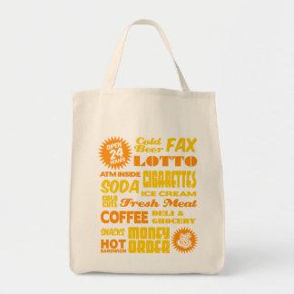 NYC BODEGA Grocery Bag