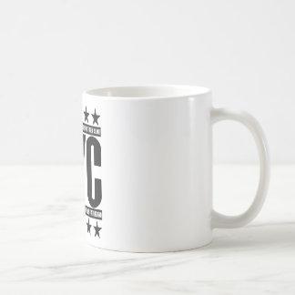 NYC Boroughs Coffee Mug