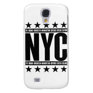 NYC Boroughs Samsung Galaxy S4 Covers