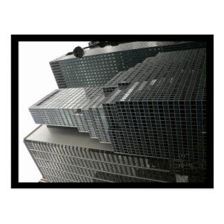 NYC Buildings Postcard