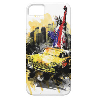 Nyc cab iPhone SE/5/5s case