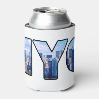 NYC CAN COOLER