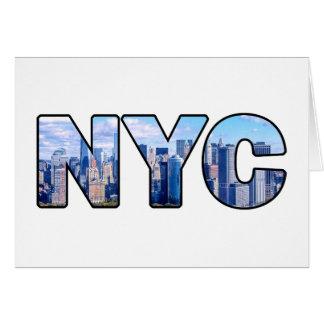 NYC CARD