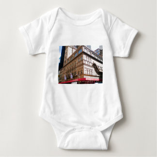 NYC Carnegie Hall Baby Bodysuit