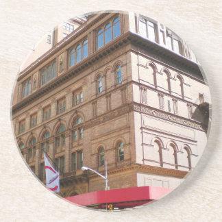 NYC Carnegie Hall Coaster