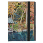 NYC Central Park Autumn, The Lake & Little Dock iPad Mini Case