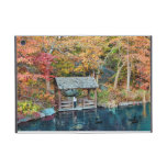 NYC Central Park Autumn, The Lake & Little Dock Covers For iPad Mini