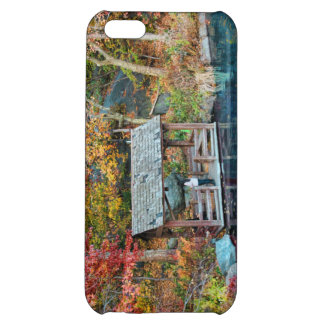 NYC Central Park Autumn, The Lake & Little Dock iPhone 5C Cases