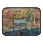NYC Central Park Autumn, The Lake & Little Dock Folio Planners