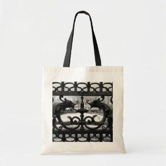 NYC Central Park Gardens Tote Bags
