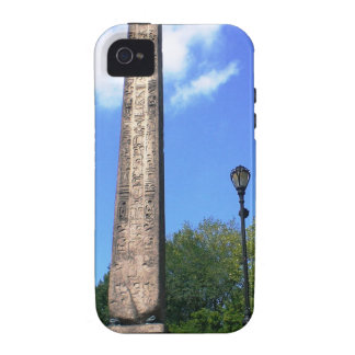 NYC Central Park Obelisk iPhone 4 Covers