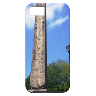 NYC Central Park Obelisk iPhone 5 Covers