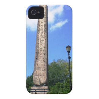 NYC Central Park Obelisk iPhone 4 Case