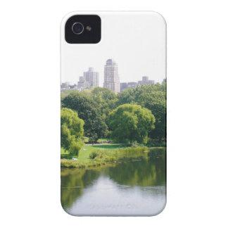 NYC Central Park Skyline iPhone 4 Case