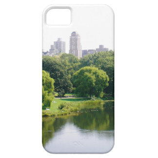 NYC Central Park Skyline iPhone SE/5/5s Case