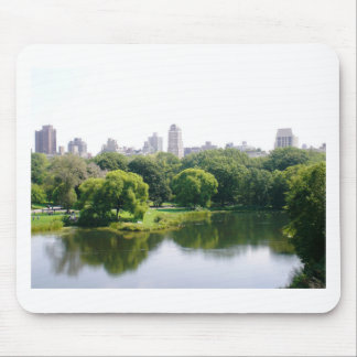 NYC Central Park Skyline Mouse Pad