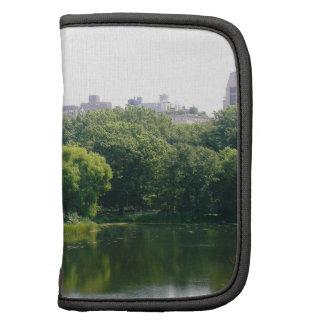 NYC Central Park Skyline Folio Planner