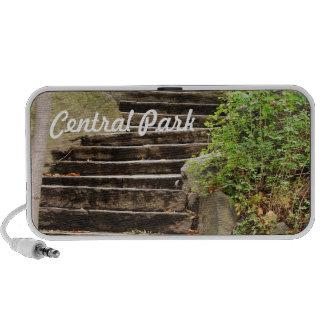NYC Central Park Notebook Speaker