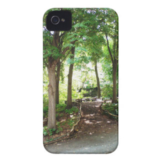 NYC Central Park Trail Case-Mate iPhone 4 Case