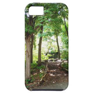 NYC Central Park Trail iPhone SE/5/5s Case