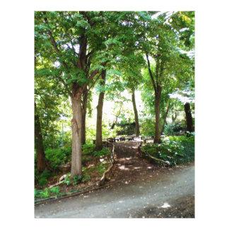 NYC Central Park Trail Letterhead