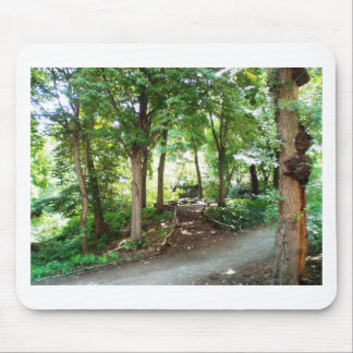 NYC Central Park Trail Mouse Pad