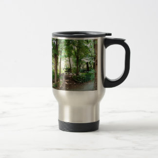 NYC Central Park Trail 15 Oz Stainless Steel Travel Mug