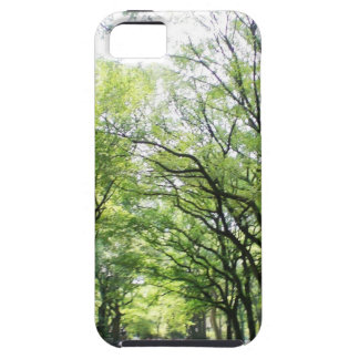 NYC Central Park Tree Tunnel iPhone SE/5/5s Case