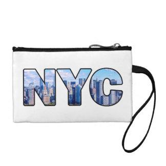 NYC CHANGE PURSE