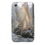 NYC Christmas Angel Case-Mate iPhone 3 Case