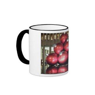 NYC Christmas mug