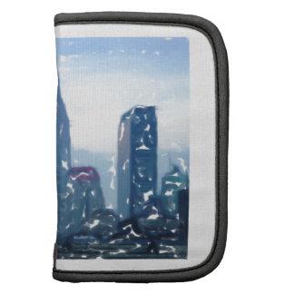 NYC City Skyline 3 Planners