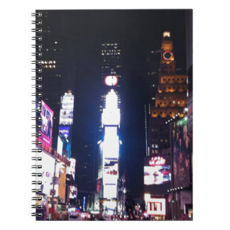 nyc city spiral notebook