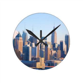 NYC Clock