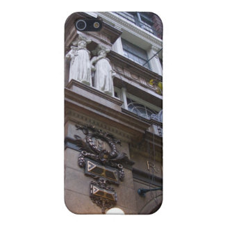 NYC CricketDiane Walkabout - Virtues - iPhone art iPhone 5 Cover