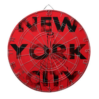 NYC Dartboard
