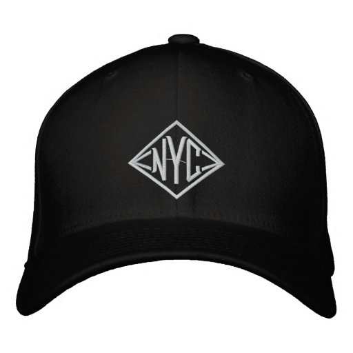 NYC EMBROIDERED BASEBALL HAT