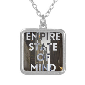 nyc empire necklace