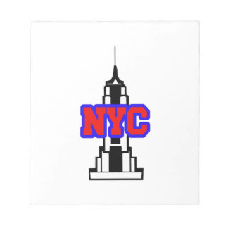 NYC EMPIRE STATE BUILDING MEMO PADS