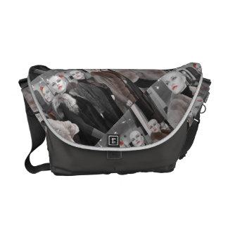 NYC Fashion Courier Bag