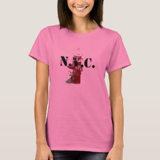 NYC Fire Hydrant Human T-Shirt