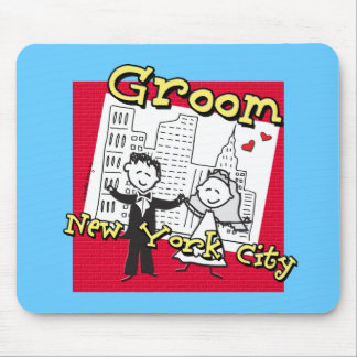 NYC Groom Mouse Pad