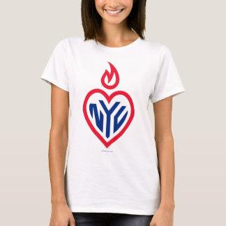 NYC Hanes ComfortSoft® - Gotham Heart T-Shirt
