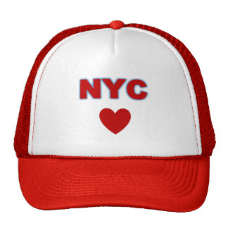 NYC Heart Hat