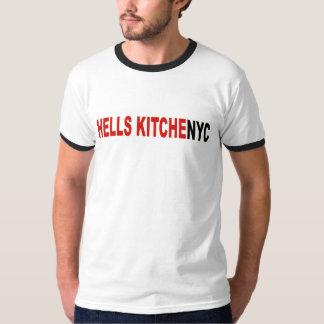NYC Hells Kitchen Urban Man T-Shirt