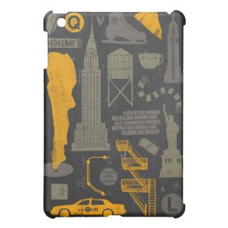 NYC iPad cover