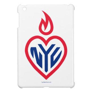 NYC iPad Mini Case Glossy - Gotham Heart