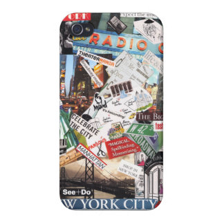 NYC iPhone case Cases For iPhone 4