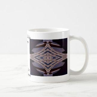 NYC Landmark Buildings Abstract Design v.2 Classic White Coffee Mug